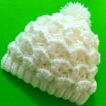 How To Crochet 3D Hat