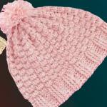 Crochet Fashionable Hat Video Tutorial