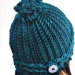 Easy And Fast Crochet Hat