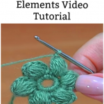Lovely Crochet Elements Video Tutorial