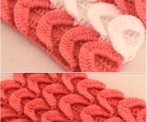 Awesome Crochet 3D Stitch