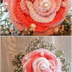Super Easy Rose Flower