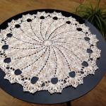 Crochet Stylish Tablecloth
