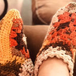 Crochet Fast And Easy Slippers