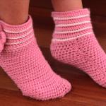 Crochet Easy Slippers For Beginners