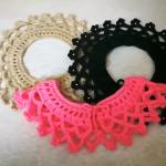 Crochet Beautiful Collar