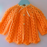 How To Crochet Baby Jacket