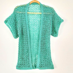 How To Crochet Stylish Jacket