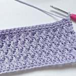 Crochet Easy And Beautiful Stitch