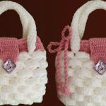 Crochet Easy Marshmallow Stitch Bag