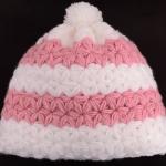 Crochet Jasmine Stitch Hat
