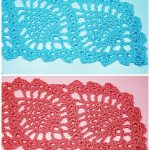 How To Crochet Pineapple Lace