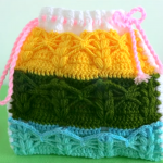 Crochet Small And Lovely Purse Bag