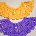 Crochet Beautiful Collar Video Tutorial