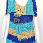 How To Crochet Easy And Stylish Vest (All Sizes)