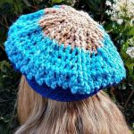 Crochet Super Easy And Stylish Beret Hat