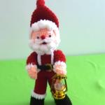 How To Make Santa Claus For Christmas Decor