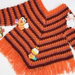 Crochet Fast And Easy Baby Girl Poncho
