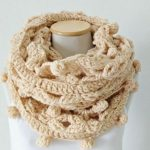 Crochet Fast And Stylish Infinity Scarf
