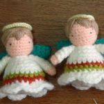 Crochet Lovely Angel Video Tutorial