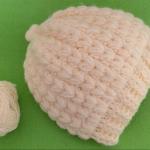 Crochet 3 D Hat For Beginners
