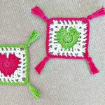 Crochet Love Granny Square