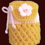 Crochet Purse Bag For Beginners