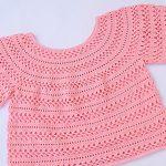 Crochet Spring-Summer Blouse For Women