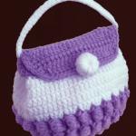 Easy Crochet Bag For Beginners