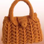 Crochet Super Stylish Handbag