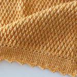 Crochet Simple Blanket Video Lesson