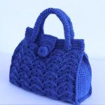 Easy Crochet Bag Video Tutorial
