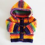 Crochet Lovely Baby Hoodie