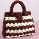 Crochet Small And Simple Handbag