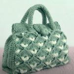 Crochet Fast And Easy Handbag