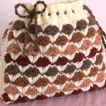 Crochet Tiny 3 D Bag Purse