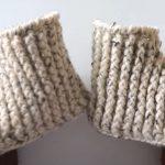 Crochet Unisex Slippers For Beginners