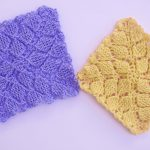 Crochet Beautiful Granny Square For Blankets