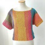Crochet Beautiful Sweater Video Tutorial