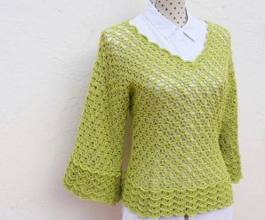 Crochet Blouse For Women All Sizes
