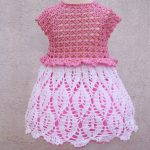 Crochet Baby Dress Video Tutorial