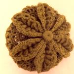 Crochet A Beret Hat For Beginners