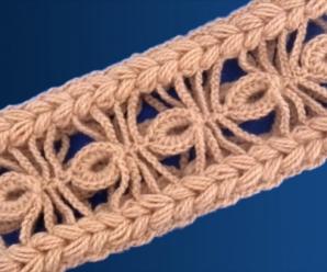 Crochet Quick And Easy Headband