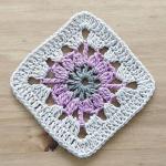 Crochet Simple Granny Square